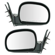 94-98 S10 Manual Mirror Pair