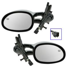 Power Heated Mirror Pair