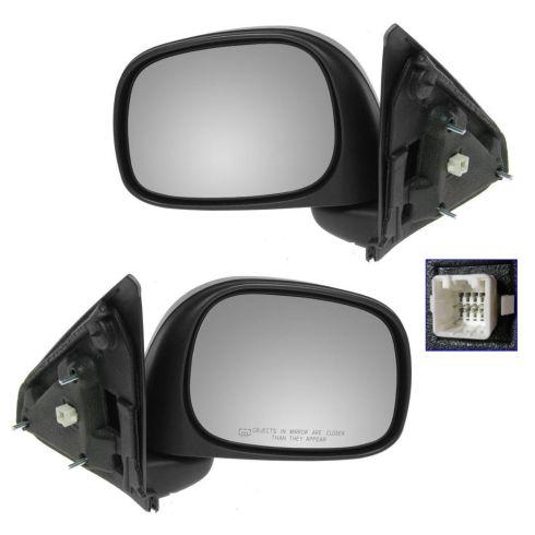 Dodge Pickup Heated Power Mirror Pair