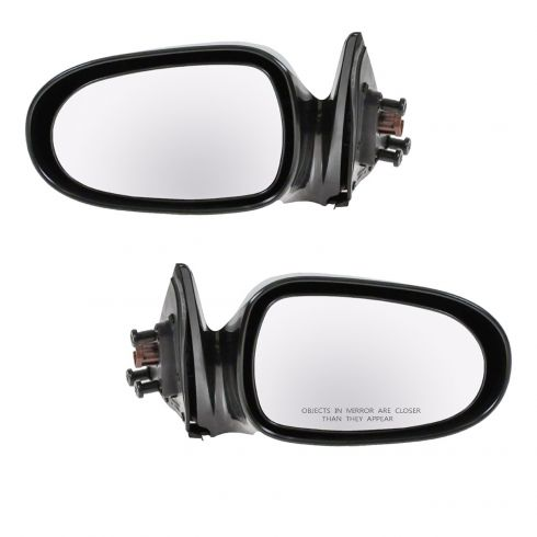 For Nissan Altima 98-99 Side View Mirror Passenger Side Power View Mirror