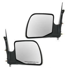 94-06 Ford Econiline Van Power Mirror Pair