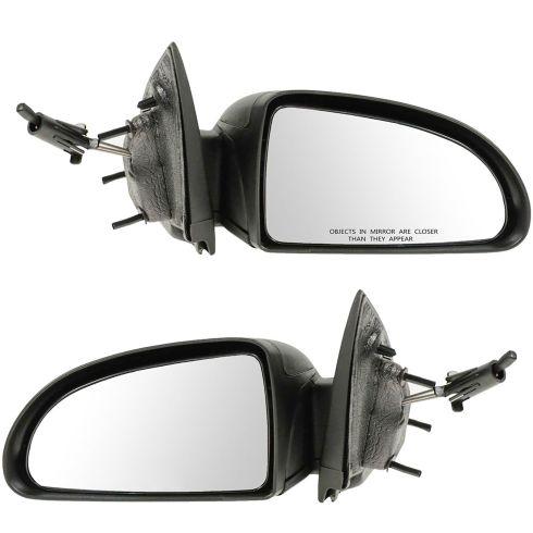 New Passenger//Right Side Door Manual Mirror for Chevrolet Cobalt-Sedan 2005-2010