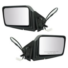 1986-97 Nissan Pickup Truck Mirror Power Pair