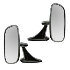 Chrome Manual Mirror PAIR