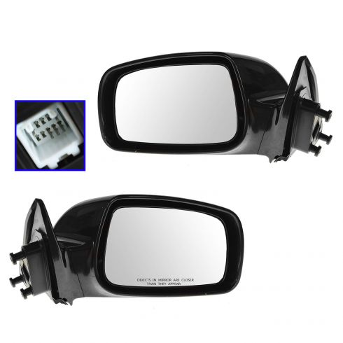 New TO1320239 Driver Side Mirror for Toyota Solara 2004-2008