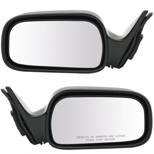 92-96 Camry Manual Mirror PAIR