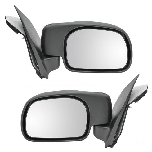 How To Replace Mirrors 99 04 Ford F250 Super Duty 1a Auto