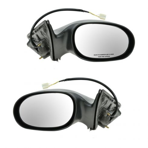 New Door Mirror Glass Replacement Driver Side For Dodge Stratus 01-06