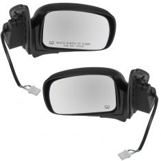 1999-02 MERCURY VILLAGER POWER MIRROR W/HEAT PAIR