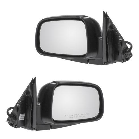 Power Side View Mirror Driver Left LH NEW for 02-06 Honda CR-V CRV
