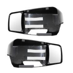 09-12 Dodge Ram 1500; 10-12 Ram 2500, 3500 Extension Mirror PAIR (Snap on)