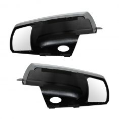 07-12 Toyota Tundra; 08-12 Sequoia Extension Mirror PAIR (Snap on)