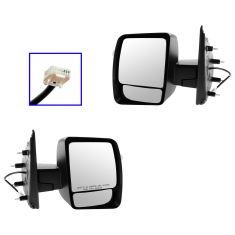 Nissan NV 3500 Tow Mirrors & Side View Mirror Replacement | 1A Auto