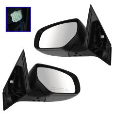 10-14 Mazda CX9 Power PTM Mirror PAIR
