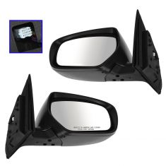 10-14 Mazda CX9 Power Heated Signal PTM Mirror PAIR