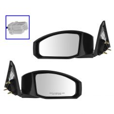 03-09 Nissan 350Z Power Heated Mirror PAIR
