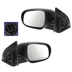 10-11 Hyundai Accent Power PTM Mirror PAIR