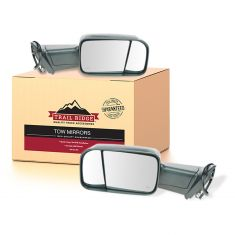 09-11 Ram 1500;10-11 2500,3500 Power Fold (Up Dual Mtr) Heat Pud TS Txt Blk Tow Mirror PR (TR)