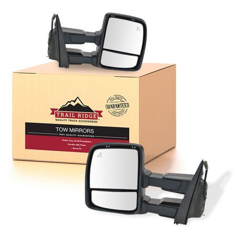 F Heated Mirror Wiring Harness on
