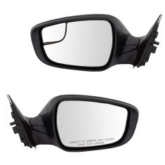 14-16 Hyundai Veloster w/Metal Roof Power Heated Signal Spotter PTM Mirror PAIR
