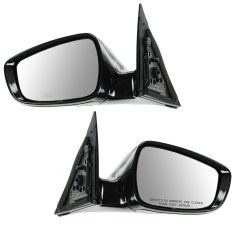 14-16 Hyundai Veloster w/Glass Roof Power Heated Signal Spotter PTM Mirror PAIR