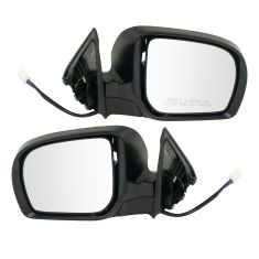 11-13 Subaru Forester Power Heated Signal PTM Mirror Pair