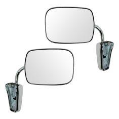 73-91 Blazer Pickup Manual Mirror Stnlss Pair (Dorman)