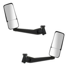03-09 Chevrolet Kodiak, GMC Topkick w/Wide Load, Lighted, Heated, Remote Mirror Pair (GM)