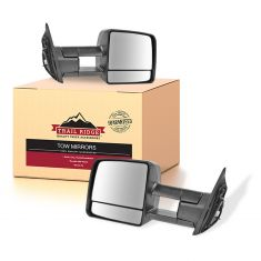 07-16 Toyota Tundra Power Heated Signal Towing Mirror PAIR (Trail Ridge)