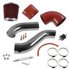 05-10 300; 05-08 Magnum; 06-10 Chrgr; 09-10 Chlngr Cold Air Intake w/ Red Filter