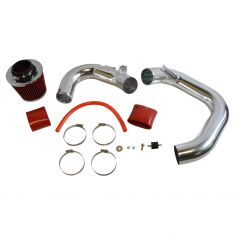 04-09 Mazda 3 Cold Air Intake w/ Red Filter