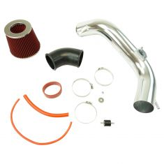 03-08 Mazda 6 3.0L Cold Air Intake w/ Red Filter