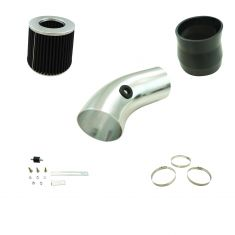 "Filter For 97-03 Grand Prix//00-05 Bonneville 3.8L 3/"" BLACK Short Ram Air Intake"