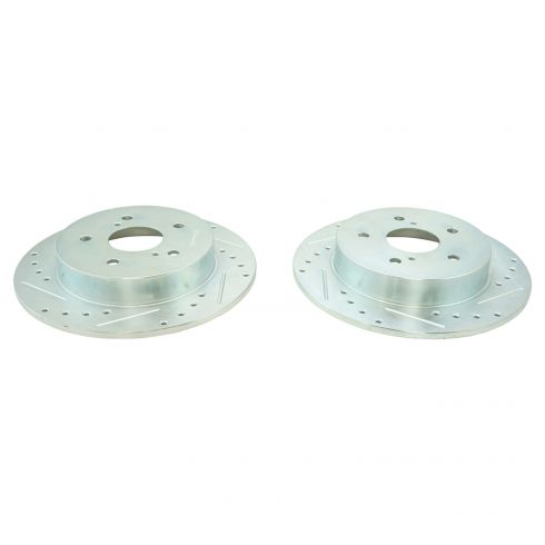 07-13 Suzuki SX4 Rear Performance Brake Rotor Pair