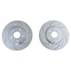 17 Pacifica; 12-16 T&C; 11-17 GC; 12-17 Journey; 12-14 Routan 330mm Front Performance Rotor