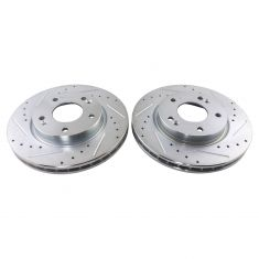 07-10 Hyundai Elantra Front Performance Brake Rotor Pair