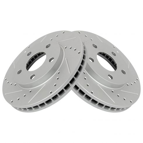 Performance Brake Rotor Pair