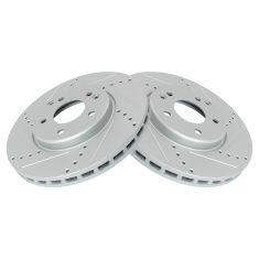 Performance Brake Rotor Pair