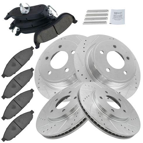 RM Brakes EHT997H Brake Pad Set