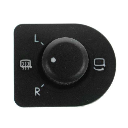 98-10 VW Beetle, Jetta, Passat w/Power Mirror (exc Fold Up) Mirror Switch LH
