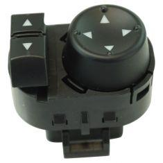 07 Silverado, Sierra New Body; 08-13 Silverado, Sierra Power Mirror Switch