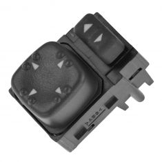 00-02 Chevy Silverado, GMC Sierra, Tahoe, Yukon, Suburban, Yukon XL Power Mirror Switch LH (GM)