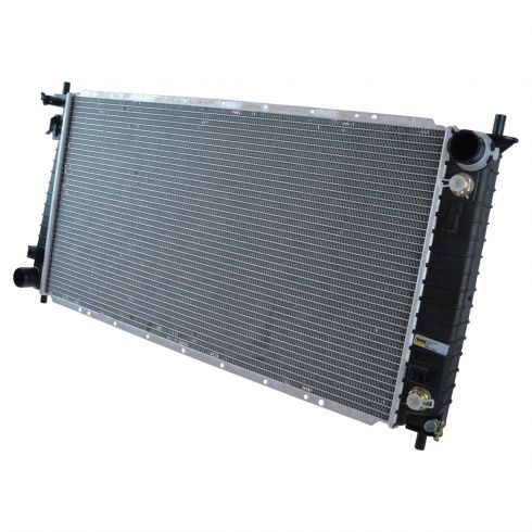 Radiator For 97-98 Ford F150 F250 Expedition 4.2L V6 4.6L V8 Direct Fit
