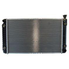 88-97 GMC PU Radiator w/eng cooler
