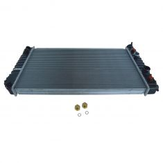 88-94 CHEVY S-10 P/U W/O ENG. OIL COOLER Radiator