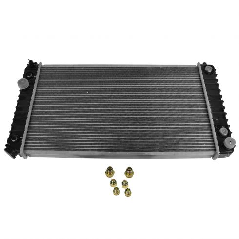 S/T SERIES P/U BLAZER (A/T, W/EOC, V6) Radiator