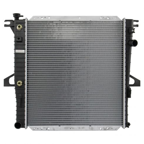 98-01 Ford Explorer 4.0L OHV; 98-11 Ranger 3.0L, 4.0L, Mazda PU 3.0L, 4.0L Plastic Aluminum Radiator