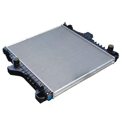 ALUMINUM RADIATOR For 2003-2009 DODGE RAM 2500 3500 5.9 6.7 L6 DIESEL CUMMINS