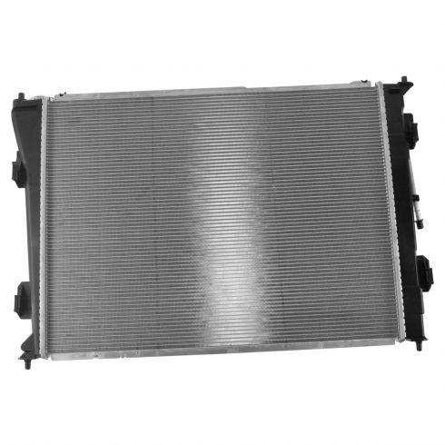 Radiator Assembly Plastic Tank Aluminum Core for Hyundai Azera Sonata Kia Optima