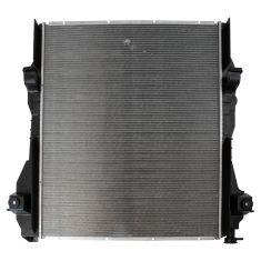10 Dodge Ram 2500-5500; 11-12 Ram 2500-5500 w/6.7L Diesel Radiator